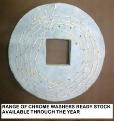 Chrome Leather Washer for DR Ginning Machines