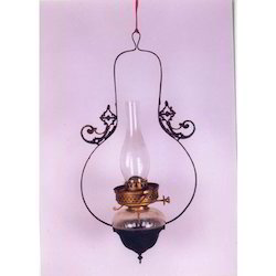 Wrought Iron hanging lamp
