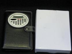 Bs150_org-010(50) (organiser Note Book With Calculator)