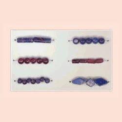 Colored Semi Precious Beads