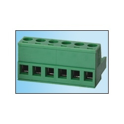 Plug In Terminal Block XY2500F-B 5.08 MM Female Rt Angle