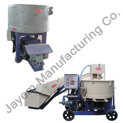 Pan Mixers for Concrete/ Refectories