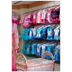Slatwall Unit For Baby Wear Store
