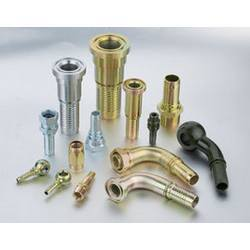 Hydraulic Hose Pipes And Fittings
