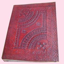 Leather Embossed Handmade Paper In Various Sizes