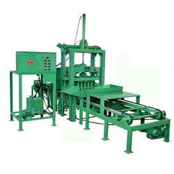 Hydraulic Paver And Concrete Block Making Machine