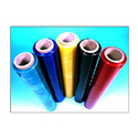 Coloured and Printed Stretch Film