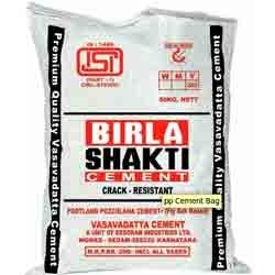 Cement Gusseted Bags