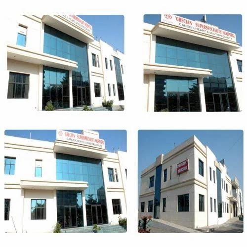 Hospital Architecture & Interior Designing