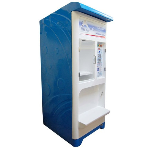 Drinking Water Vending Machine Commercial Water Vending
