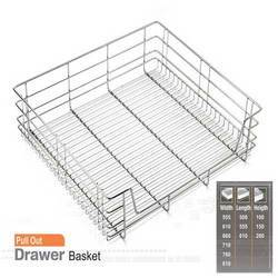 Pull Out Drawer Basket