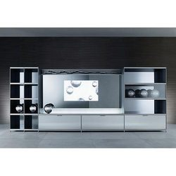 Cartesia Wall Mounted Modern TV Cabinets