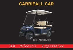 4 Seater Electric Carts
