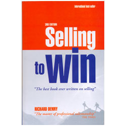 Selling To Win Book
