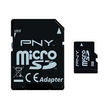 PNY Micro HD Card