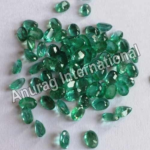 Ovals and Pears Emerald