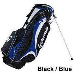 Taylormade Stratus Stand Bag Colour Blue/White/Black