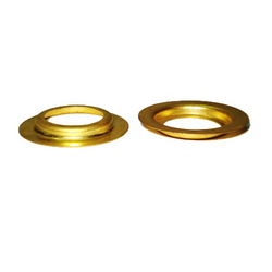 light brass press parts