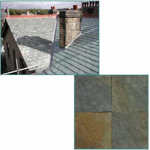 Modular Kitchen Services In New Delhi Paschim Vihar By: M Green Slate Stone, Slate Stone
