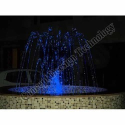 Small Ring Fountain