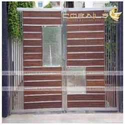 Stainless Steel Gate...