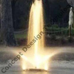 Floating Fountains Sprinkler