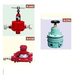 Special Pupose Pressure Regulator
