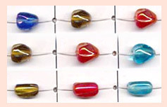 Colored Rainbow Beads
