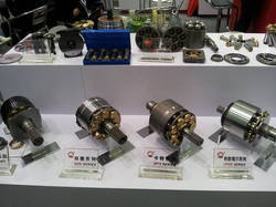 ROTARY GROUPS for Piston Pumps