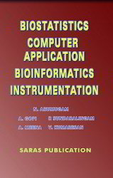 Biostatistics, Computer Application, Bioinformatics & Instrumentation Book