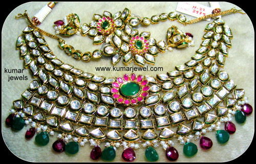 Kundan Set, Bridal Set & Costume Set