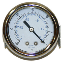 Calibration Of Vacuum Gauge