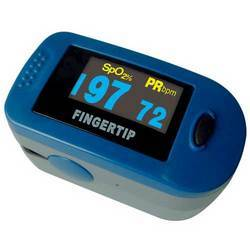 finge tip pulse oximeter