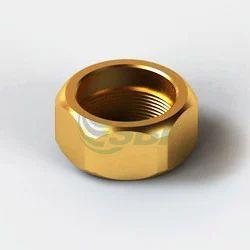 Brass Leg Nut for Wall Mixer