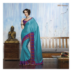 Indian Pure Georgette Sarees