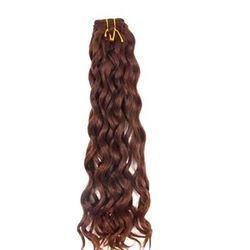 Remy Jackson Wave Machine Weft Hair