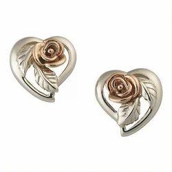 Flower Ear Rings