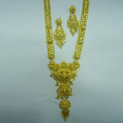 Antique Dulhan Necklace Set