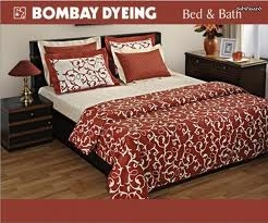 Bombay Dyeing Freshia-Bed Sheets