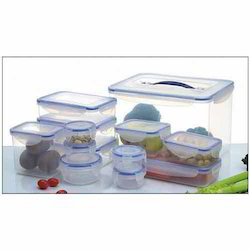 Plastic Containers - Plastic Kitchen Ware Containers Manufacturer ...