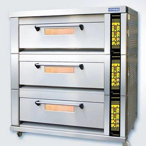 SM-803t/SM-803f/SM-803s Gas Oven Series