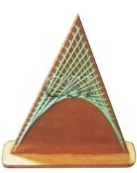 Construction of Parabola (Wooden)