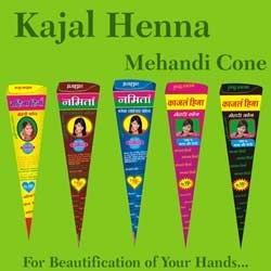 Henna Mehandi Cones