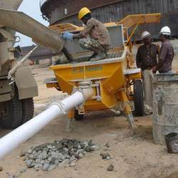 Concrete Pumps On Rent