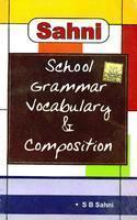 Sahni School Grammar Vocabulary Composition