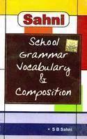 Sahni School Grammar Vocabulary Composition