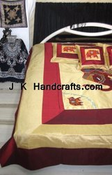 Beautiful Ethnic Bedding Set
