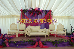 Asian Wedding Stylish Furniture