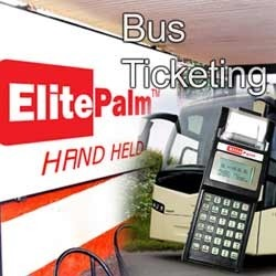 electronic bus ticketing machines