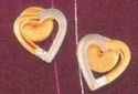 The Heart Shapes Earring
